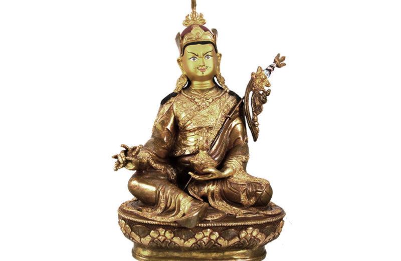 Statue Padma Sambhav / Guru Rimphoche