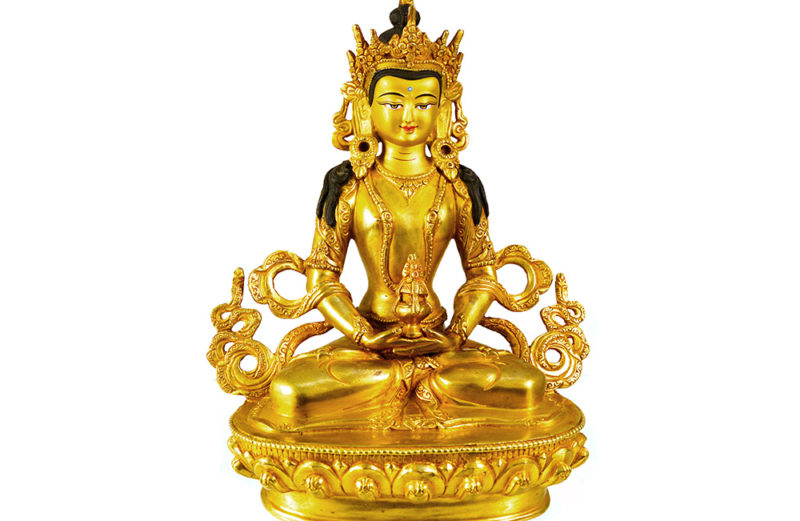 Statue Amitayus