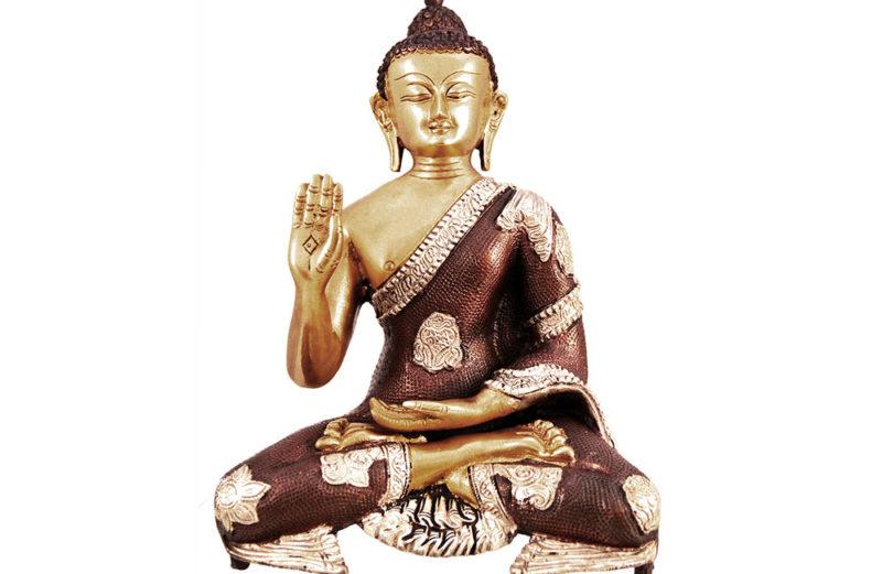 Statue Amogashidhi