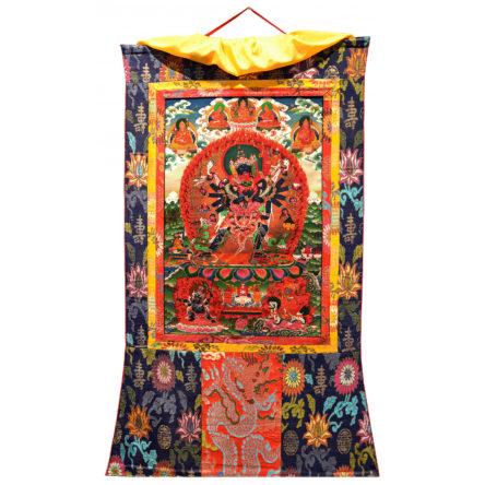 Thanka Tibet Kala Chakra