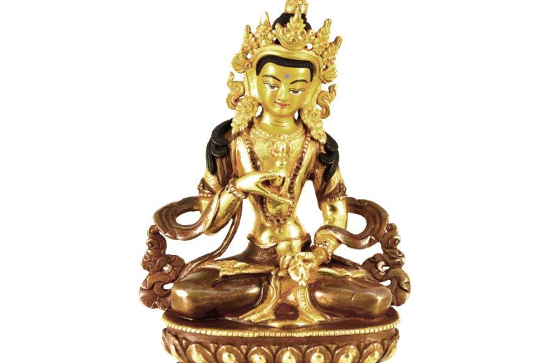 Vajrasatwo Buddha , der Diamant-Geist-Buddha