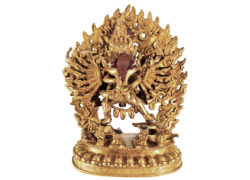 Statue Tantra Megh Sambara Shakti